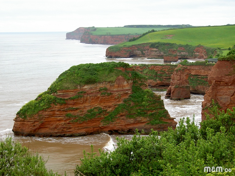 Coastpath from Sidmouth to Otterton